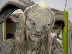 """iG Colunistas – O Buteco da Net - » Confira como foi feito o traje do personagem Fauno, de """"O Labirinto do Fauno"""""""