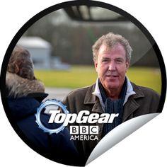 Stacey Smith's Top Gear: J. Clarkson Sticker | GetGlue