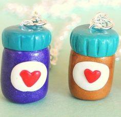 BFF Handmade PB & J Jar Necklaces ... Price: $34.99 ... Where to Buy: AlwaysFits.com
