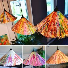 """Craftart on Instagram: """"🌈For order or details leave a message , Color stain is our concern to give life and uniqueness to your space. #giftideas #walldecor…"""" Your Space, Wall Decor, Ceiling Lights, Simple, Life, Color, Instagram, Home Decor, Wall Hanging Decor"""