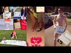▶ Promposal on Pinterest - julenadran - YouTube