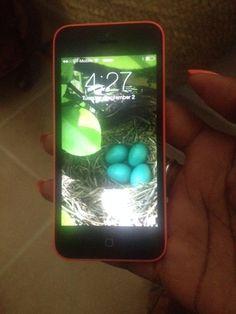 "#ttmproject  ""It matches my favorite gel nail polish"" #coral, #family, #iPhone, #mom, #nailpolish"