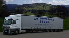 AUTODOPRAVA SIEGL s.r.o. – Sbírky – Google+ Trucks, Vehicles, Google, Truck, Cars, Vehicle