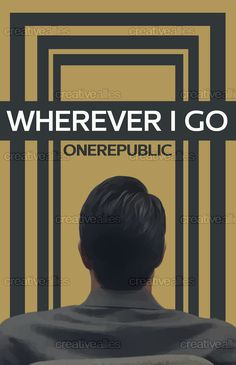 OneRepublic+Print+by+just.jooen+on+CreativeAllies.com