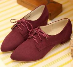 Size 35 42 New 2014 Fashion High Quality Vintage Women Flat Shoes Women Flats And Women's Spring Summer Autumn Shoes-inFlats from Shoes on A...