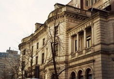 2nd fav Philly building.  Anthro / The Fell-Van Renssealaer House