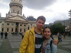 Spanisch Students in Berlin