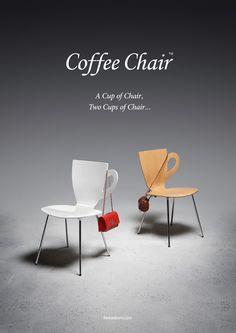 The Coffee Chair | SAYEH PEZESHKI