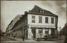 Scheunenviertel, Auguststraße (links) / Ecke Gipsstraße (rechts), 1911 © Stadtmuseum Berlin