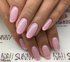 Beautifully Nail Art Colors for 2017 beauty nails & hair Cute Nails, Pretty Nails, My Nails, Nail Polish, Nail Manicure, Manicure Ideas, Nail Tips, Fabulous Nails, Perfect Nails