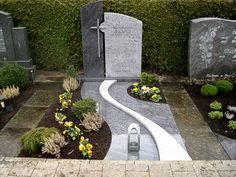 Grave Decorations, Catacombs, Cemetery, Sidewalk, Yard, Istanbul, Design, Gardening, Furniture
