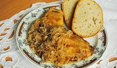 Kurča na kyslej kapuste Chicken Wings, Turkey, Meat, Lunches, Buffalo Wings