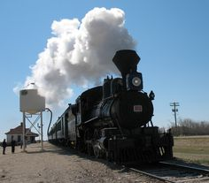 Old Steam Engines just could not be stopped.