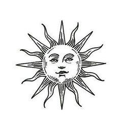 Tattoos And Body Art sun tattoo Tattoo Sketches, Tattoo Drawings, Body Art Tattoos, Small Tattoos, Cool Tattoos, Retro Tattoos, Hippie Sun Tattoo, Tattoo Sun, Sun Drawing