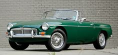 1966 MG B Roadster - LBI LimitedLBI Limited