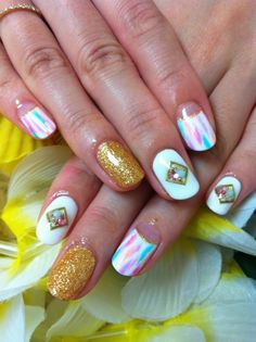 Cute Nail Design, Cute Nail Designs, Cute Nail Art, Nail Art Design Pictures, Cute Nail Art Pics -