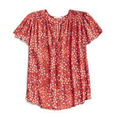 Stitch Fix Spring Stylist Picks: Flowy floral top