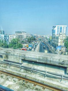Western express highway, Andheri, Mumbai