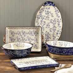 Temp-tations Floral Lace 24-piece Dinnerware Service for 8 ...