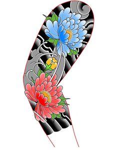 Japanese Tattoo Art, Japanese Tattoo Designs, Japanese Sleeve Tattoos, Japanese Art, Dragon Eye Drawing, Japan Tattoo Design, Half Sleeve Tattoos For Guys, Medusa Tattoo, Black Rose Tattoos