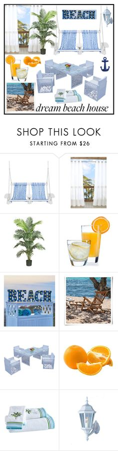 """""""Untitled #137"""" by theollis ❤ liked on Polyvore featuring interior, interiors, interior design, home, home decor, interior decorating, Parasol, Nearly Natural, Luminarc and Improvements"""