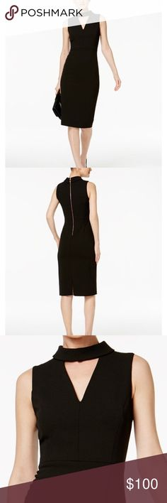 Ivanka Trump sheath Dress BLK M 8-10 1 avail NEW ⚜️Ivanka Trump sheath Dress BLK M 8-10 1 avail NEW⚜️ msrp $138.  Never worn. simple, stylish,elegant 👗Look at it! Absolutely Gorgeous!!!⭐️ ✅I have only found 1 dress ⚜️sz M, sz chart indicates size 8 or 10.I listed as having a m, 8 &10 avail -it is just 1 dress avail❤️u will love❤️ $d competitively Great deal! Hunting4othr sizes. 🌀No Tan in dress@all it is all black🌀🌀💖✅. 🌼🌼 one dress avail listed as a m / 8 / 10 🌼🌼 Ivanka Trump…