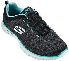 Need a little motivation for that workout you've been putting off? These stylish yet comfortable Skechers sneakers propel you into overdrive. Equipped with a new high-rebound Glider bottom that helps provide cushioning and flexibility, these shoes are ready for launch. Bungee laces make them super easy to slip on and off when you're rushing out the door. Plus, the heathered mesh upper and thick white sole are right on trend. From Skechers. QVC.com