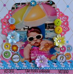 VERANO+LAYOUT - Scrapbook.com