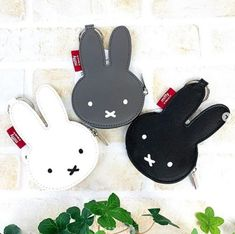 Miffy, Kid Character, Save Yourself, Coins, Coin Purse, Purses, Christmas Ornaments, Holiday Decor, Classic