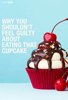Go ahead and take another bite of your guilty pleasure!