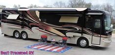 Monaco Class A - Diesel RVs for Sale in Texas on RVT. With a huge selection of vehicles to choose from, you can easily shop for a new or used Class A - Diesel from Monaco in Texas Motorhomes For Sale, Rvs For Sale, Cummins, Monaco, Recreational Vehicles, Diesel, Houston Tx, King, Bed