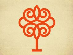 30 Cool Tree Logos - UltraLinx