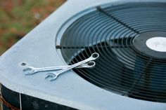 What does an air conditioning service entail?