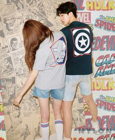 Lee Sung Kyung and Nam Joo Hyuk - Nylon Magazine April Issue