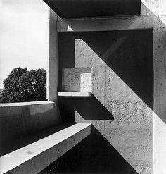 Lucien Hervé - Le Corbusier