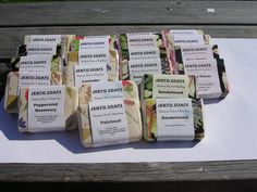 FGmarket.com | Jento Soaps Handcrafts Pure and Natural Bath Products #soap #natural #allnatural #bathandbody #naturalsoap