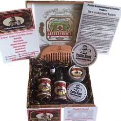 Build your own custom Pugilist Brand Beard Care Kit. Complete Beard Conditioning Kit with Beard Elixir, Beard Softener, Mustache Wax & Beard Wash products. Cedarwood Essential Oil, Patchouli Essential Oil, Grapefruit Essential Oil, Straight Razor Shaving Kit, Shaving Razor, Shaving Gift Set, Beard Softener, Juniper Berry Essential Oil, Best Face Products