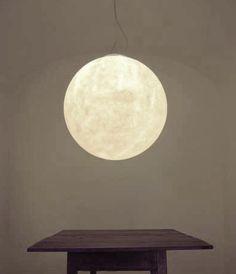 In-es artdesign Luna 2, 50ø Hanglamp by In-es Artdesign