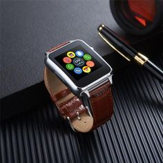 FLOVEME Smart Watch Men Fashion Women Android Smartwatch SIM Card Bluetooth Leather Wristband Wearable Devices Reloj Inteligente - Old School Analog Best Smart Watches, Cool Watches, Watches For Men, Popular Watches, Sport Watches, Fitness Tracker, Wrist Watch Phone, Android Watch, Android Smartphone