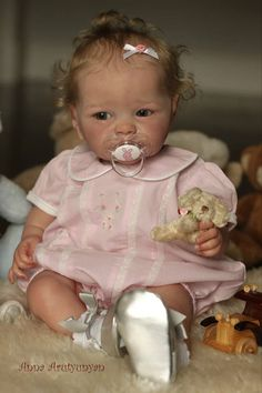 Adorable Custom Tobiah by Laura Lee Eagles Limited Edition. Bb Reborn, Reborn Toddler Dolls, Silicone Reborn Babies, Silicone Baby Dolls, Newborn Baby Dolls, Reborn Baby Girl, Baby Boy, Laura Lee, Bebe Born
