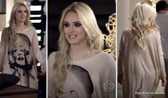 Looks do dia 29 de maio 2014  na novela Geração Brasil