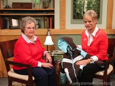 The zipper ladies! - Nancy Zieman/How to repair zippers/Sewing With Nancy | Nancy Zieman Blog