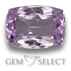 GemSelect features this natural untreated Kunzite from Afghanistan. This Pink Kunzite weighs 10.9ct and measures 15.4 x 11.1mm in size. More Cushion-Cut Kunzite is available on gemselect.com #birthstones #healing #jewelrystone #loosegemstones #buygems #gemstonelover #naturalgemstone #coloredgemstones #gemstones #gem #gems #gemselect #sale #shopping #gemshopping #naturalkunzite #kunzite #pinkkunzite #cushiongem #cushiongems #pinkgem #pink Pink Gemstones, Loose Gemstones, Natural Gemstones, Buy Gems, Gem S, Cushion Cut, Gemstone Colors, Stone Jewelry, Birthstones