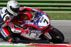 7 - Carlos Checa - Ducati 1098R - Althea Racing - Imola 2012 - @ 2012 Sandro Zornio - More pictures and high resolution photos at www.sandrozornio.com