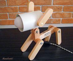 Интерьерный светильник Йоги-Доги