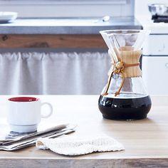 Crate&Barrel Larger version Drip Coffee Carafe Pg60AV1HG12