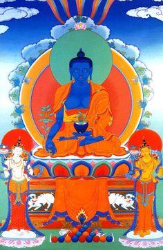 Buddha of Healing / Medicine Buddha │ 藥師琉璃光王佛