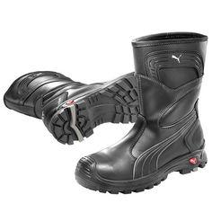 Puma Winterstiefel S3 wasserdicht - GenXtreme #Leder #Winterstiefel #atmungsaktiv #wasserdicht #metallfrei #kunststoffkappe #hitzebeständig #puma #genxtreme #workwear #and #outdoor