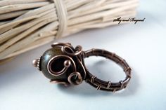 Hey, I found this really awesome Etsy listing at https://www.etsy.com/listing/183128076/fairy-fruit-copper-ring-wire-wrapped