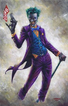 The Clown Prince - Johnny Desjardins